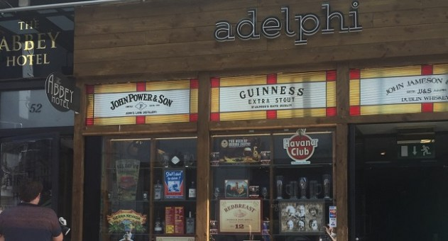 Adelphi, Middle Abbey Str - Bar Review