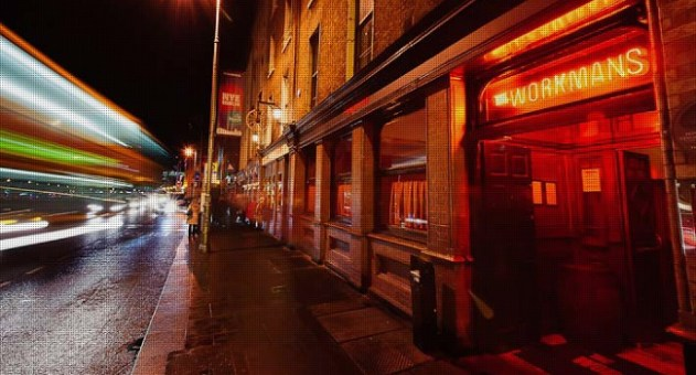 The Workman's Club, Wellington Quay - Bar Review