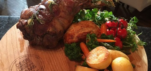 Win a Ceidi lamb Sunday lunch for two at FIRE Dawson St.