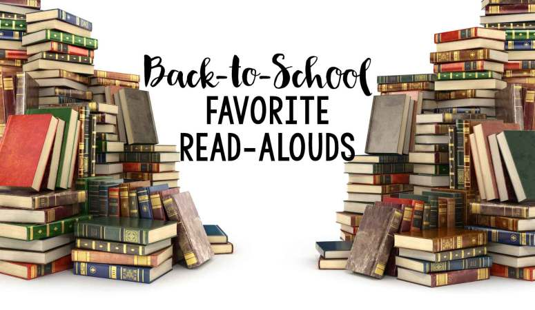 Beginning of the Year Books Favorites