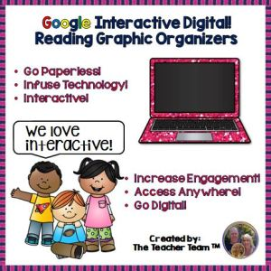 Google Interactive Digital! Graphic Organizers