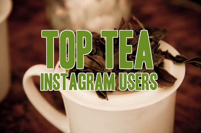 Top Tea Instagram Users