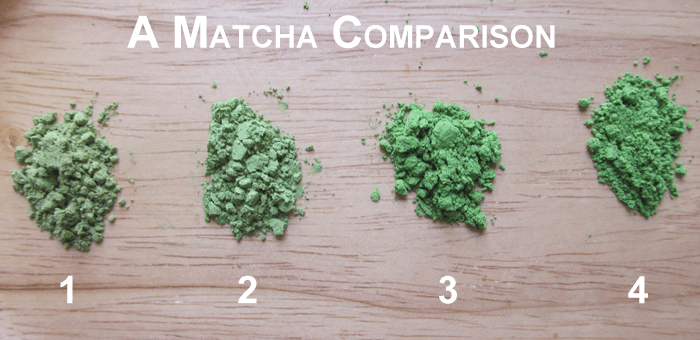 A Matcha Comparison: Do You Know What You're Buying/Drinking?