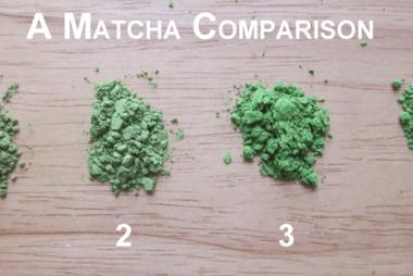 A-Matcha-Comparison