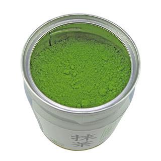 Tea Review: Grace and Green's Organic Morning Matcha