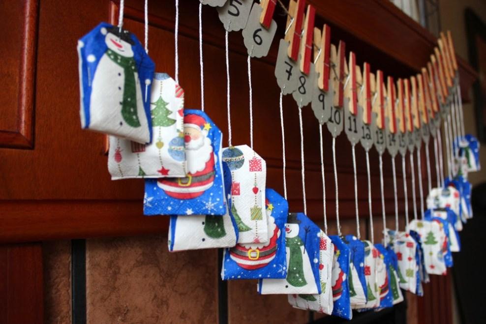 Sly and Sam Tea Advent Calendar