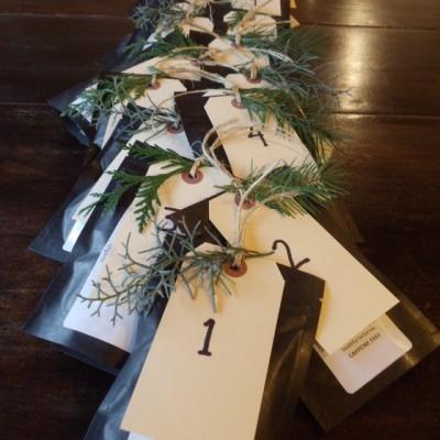 teafarm advent calendar