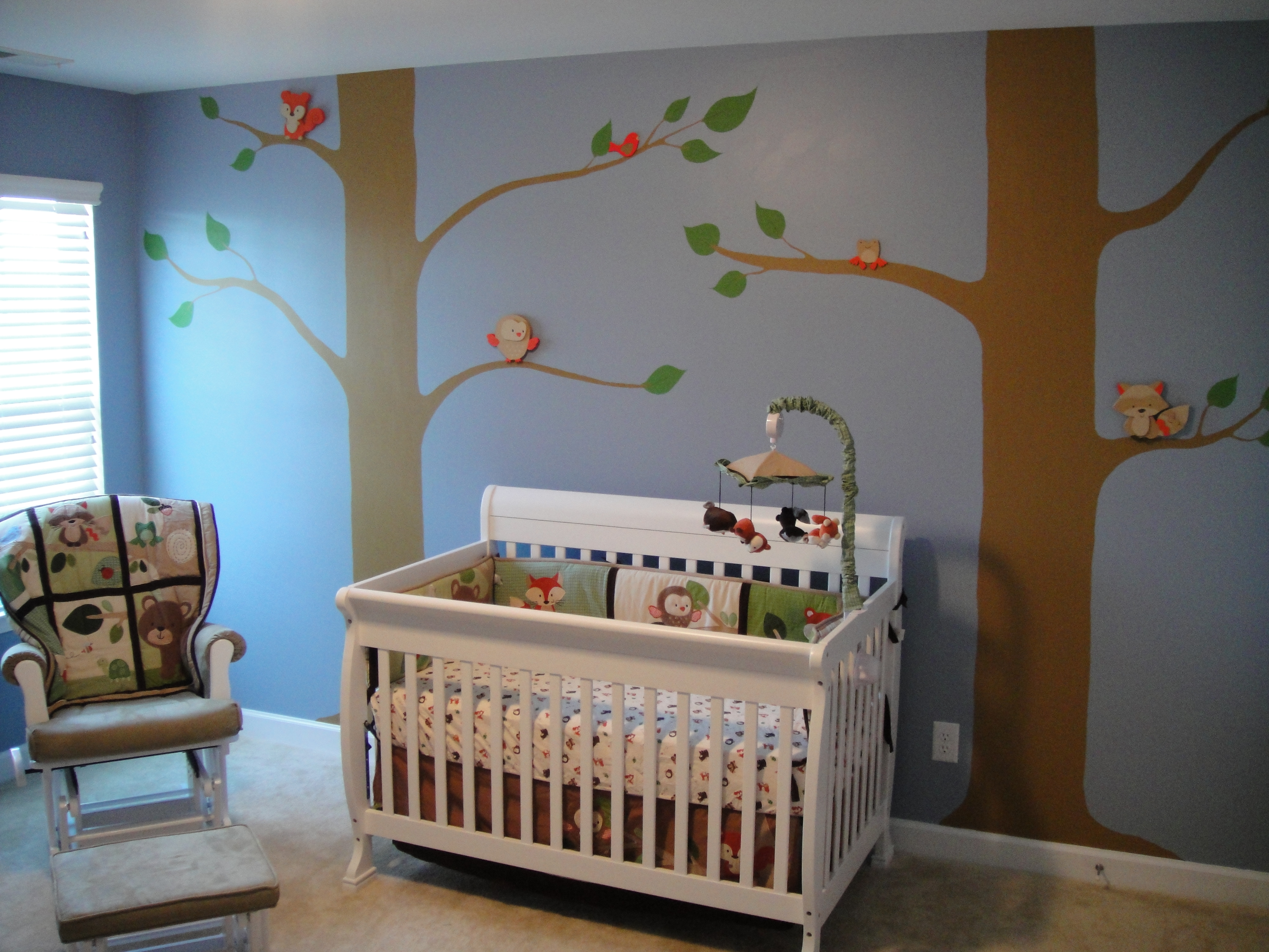 Baby Boy Room Designs Glider Makeover The Teal Magnolia