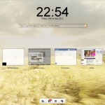 Customize Google Chrome New Tab Page With Clock,RSS Feeds And Weather Using Fruumo Extension