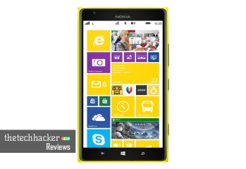 Nokia Lumia 1520 Review thetechhacker
