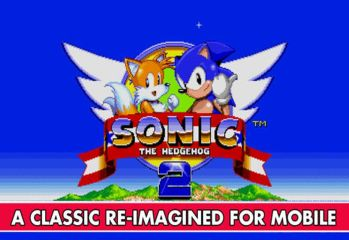 Sonic The Hedgehog 2 Now Available For Android & iOS