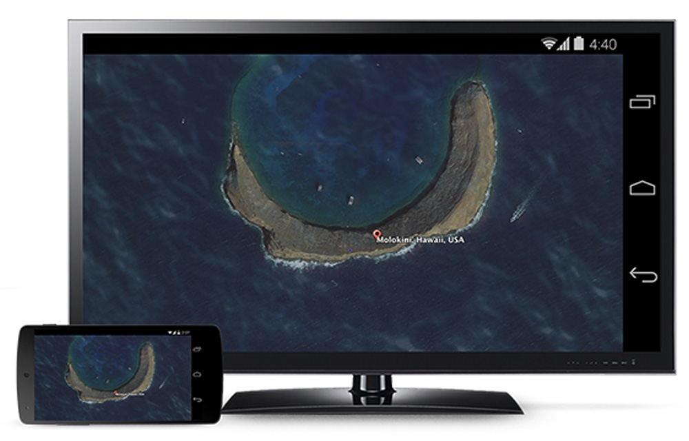 how to connect android phone to chromecast