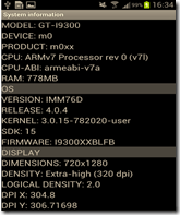 Samsung Galaxy SIII - preformance