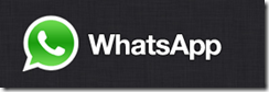 WhatsApp for BlackBerry 10