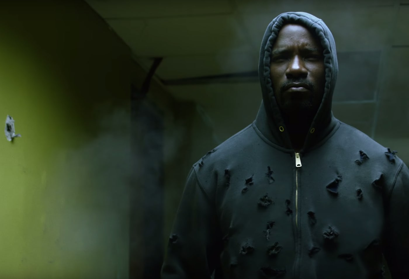 'Luke Cage' Renewed for Season 2 After 'The Defenders'