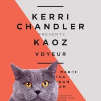 KERRI CHANDLER PRESENTS KAOZ | LONDON WAREHOUSE EVENTS