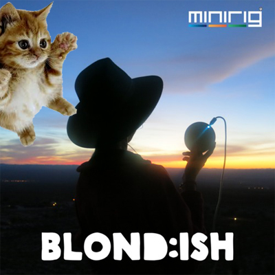 blondish podcast