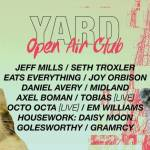 FIFTEEN TRACKS TO GET YOU EXCITED FOR YARD: OPEN AIR CLUB THIS WEEKEND