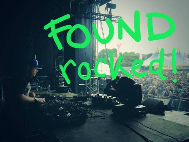 found rocked
