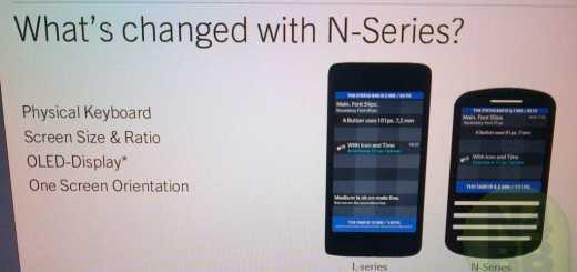 blackberry 10 L N series