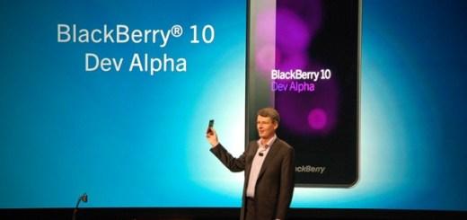 blackberry 10 os