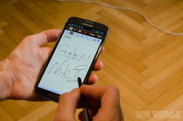 Samsung galaxy Note 2-3