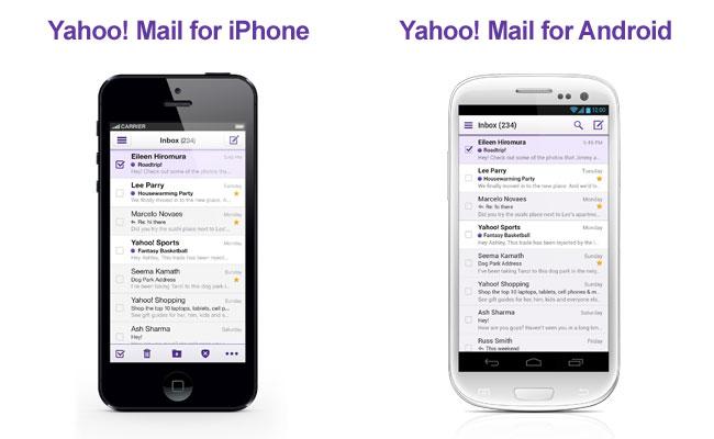 New Yahoo Mail 2