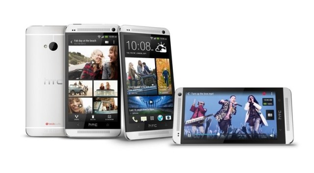 HTC One multiple