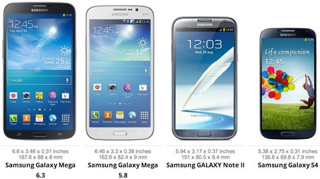 samsung_smartphone_compare