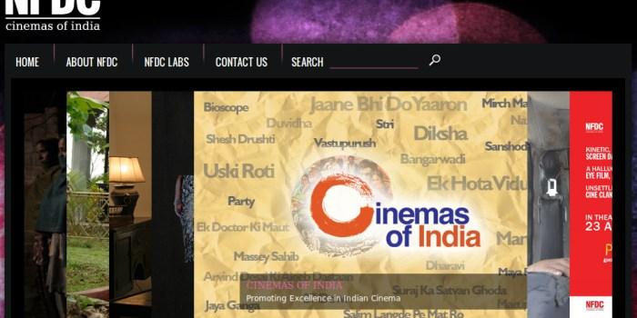 NFDC - Cinemas Of India