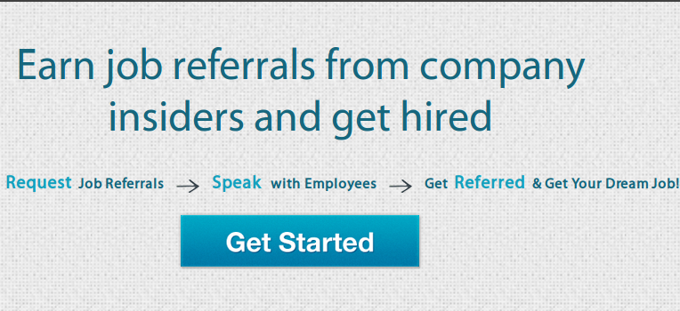 RoundOne - Just being a Job Hunter, How about a Guaranteed Referral?