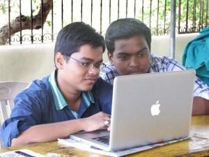 Sudeep and Shailesh- team Photodilse