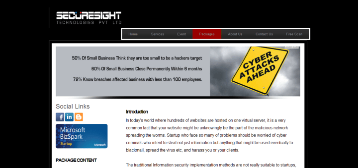 SecureSight Technologies