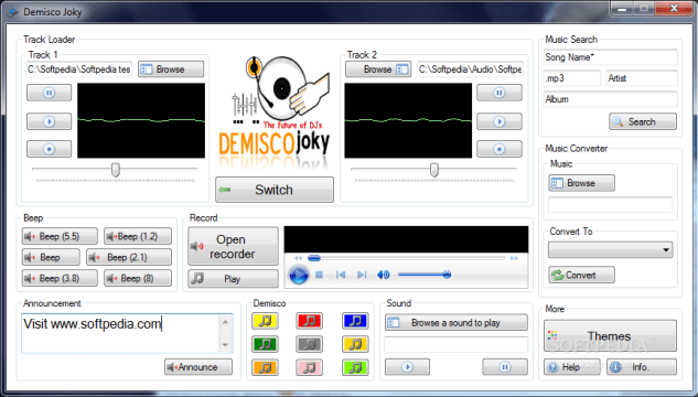 Demisco-Joky-Music-DJ-Software