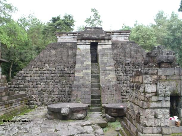 Candi Sukuh Pyramid
