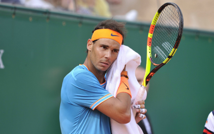 Rafael Nadal Ferrer leaves not because of the level of his game