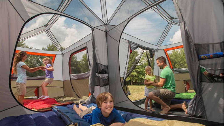 4 Rooms The Best 4 Room Tents For Camping Reviewed | The Tent Hub