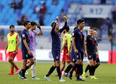 Thailand back on track in the Asian Cup after win over Bahrain | The Thaiger