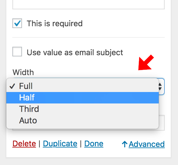 Stop Adding Columns to Contact Form 7! Here\u0027s a Simple Alternative