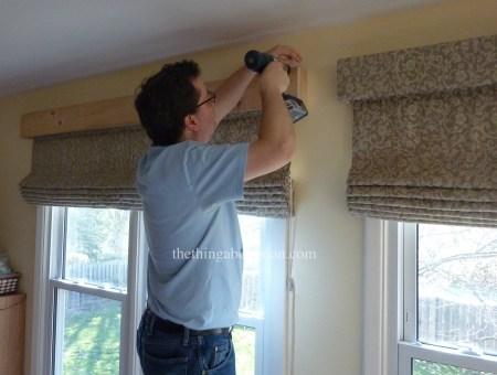 Diy Wooden Window Cornices