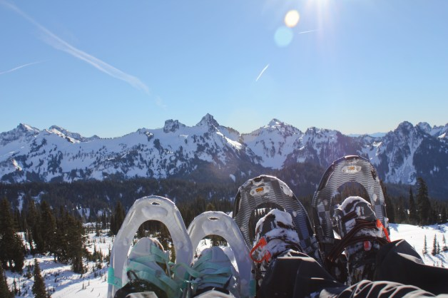 Snowshoeing-9