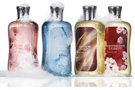 bath and body works signature collection gel