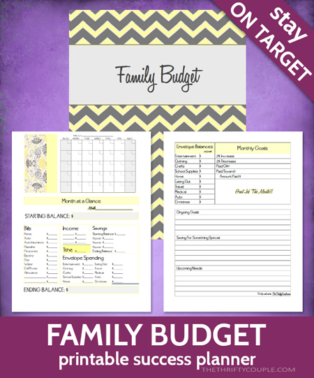 Take Back Your Finances #7 Monthly Budget Goals and Planning - The