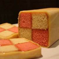 Battenberg cake - easier than it looks!