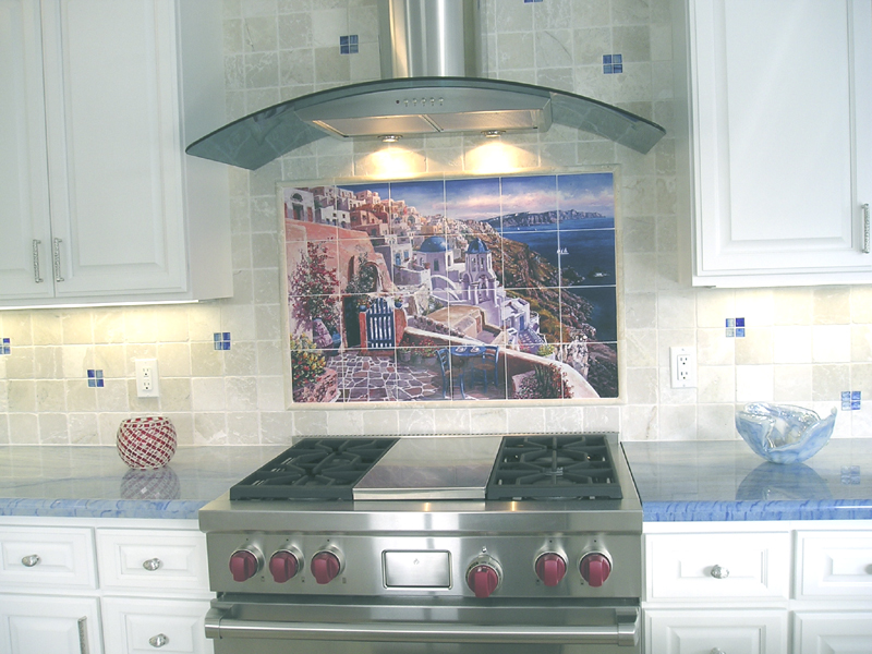 farm family feathers kitchen backsplash tile murals accent tiles ceramic tile mural kitchen tiles