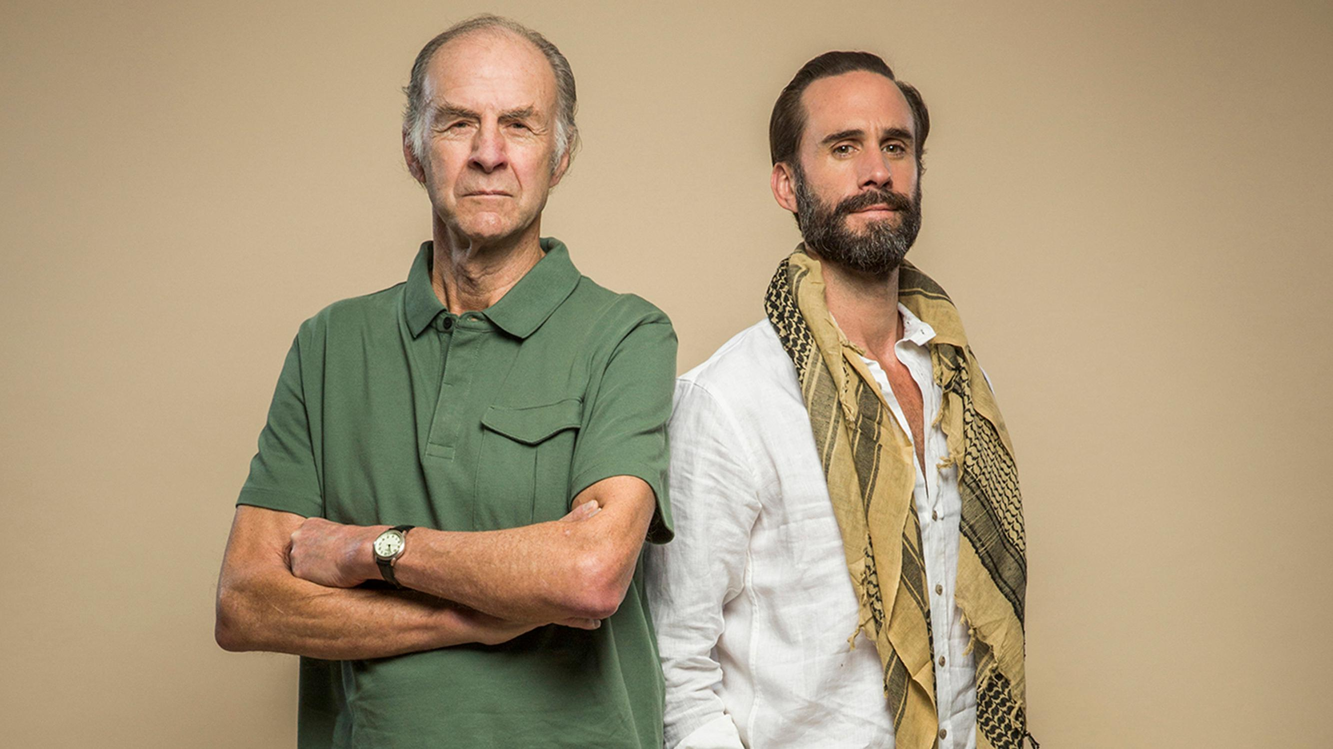 Joseph Und Joseph Sir Ranulph Fiennes And Joseph Fiennes Team Up For An Adventure In