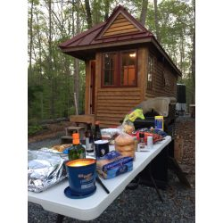 Particular Hosting A Party A Tiny House Backyard Party Sheds Backyard Party Shelter outdoor Backyard Party Shed