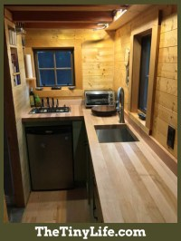 Ryan's Tiny House Kitchen