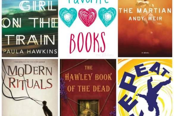 my-latest-favorite-books