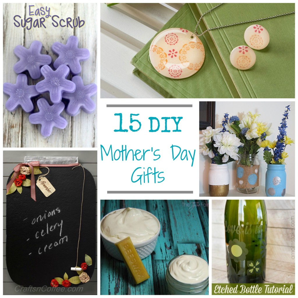 Awesome Diy Mother's Day Gifts 15 Awesome Mother S Day Gifts The Tiptoe Fairy